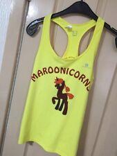 Decathlon giallo fitness fitness top maroonicorn Unicorni XS Dragon Scamone