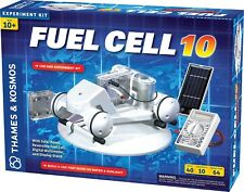 Fuel Cell 10 Car & Experiment Kit Thames & Kosmos Science New in Box Educational
