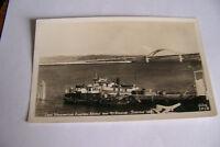 Rare Vintage RPPC Real Photo Postcard 1930-1950 B Seattle Washington Floating BR