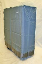 Delta Airlines Galley Beverage Cart Trolley Cloth Cover Grey