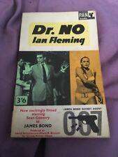 """Dr No"" James Bond. Ian Fleming Pan Books Very Rare."