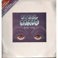 "Steel Mind Vinile 12"" Bad Passion (Remixed Disco Version) Sigillato DLMM25972"