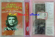 MC CANTI DI PROTESTA Latino americani hacia la libertad SIGILLATA cd lp dvd vhs