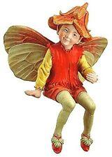 Retired Original Cicely Mary Barker Nasturtium Flower Garden Fairy  NIB