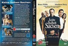 (DVD) Keine halben Sachen - Bruce Willis, Matthew Perry, Rosanna Arquette