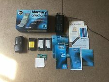 Mercury one2one mobile Vintage M301 complete with case and extras batteries