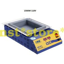 For CM201 Lead-Free Titanium Alloy Solder Soldering Pot Desoldering Bath 110V