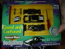 ERTL AMERICAN MUSCLE BODY SHOP DAZED CONFUSED 1970 CHEVELLE 1:64 KIT