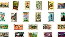 A LOVELY MIX OF COMMEMORATIVE KILOWARE STAMPS FROM NIGERIA