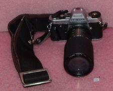 Vintage Pentax Super Program 35mm SLR Film Camera.