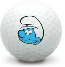 (36) 3 Dozen Callaway Mix AAAAA Mint (BLUE SMURF LOGO) Used Golf Balls