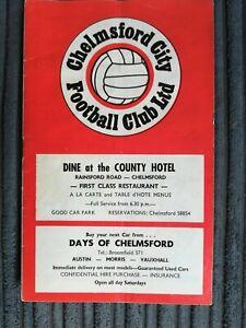 71/2 Chelmsford City vs Dartford (Southern League Premier Division)