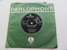 THE BEATLES ORIGINAL  1964 UK 45  CANT BUY ME LOVE  EXCELLENT IN ORIG SLEEVE