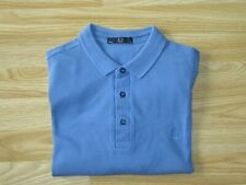 """Mens FRED PERRY Blue Limited Edition Polo T-Shirt Top Sz 40"""" / approx M Medium"""