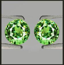 0.66Cts Sizzling Lustrous Gem - Top Quality Natural Green DEMANTOID GARNET DMT11