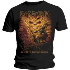 Iron Maiden Bravado Short Sleeve T-Shirts for Men