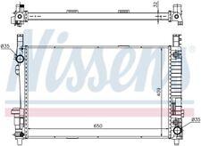 Radiator-GAS, Auto CVT Trans, Turbo Front Nissens 62799A fits 2006 Mercedes B200