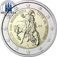 Vatikan 2 Euro Münze 2016 Stgl Gedenkmünze Heiliges Jahr der Barmherzigkeit