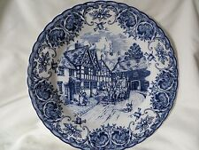 STAFFORDSHIRE LIFE DiNNER PLATE TABLEWARE MADE IN ENGLAND