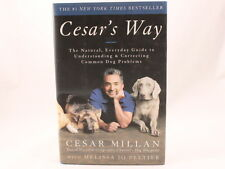 LIKE NEW! Cesar's Way Hardback with Jacket First Edition