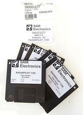 WÄRTSILÄ 390001277 Sw 5.1.6 Software Kit GE3062G004 Radarpilot 1100 (5 Disks)