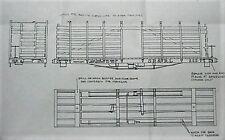 Funaro F&C Hon2 1/2 Sr & Rl Pulprack Car, 2 cars per kit 6193