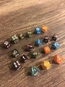 Greatest Dragon Dice Ever?!? TSR Gaming