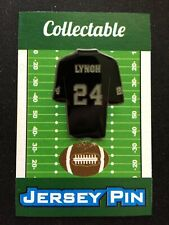 81d07a247 Oakland Raiders Marshawn Lynch lapel pin-Collectible-4 caps/shirts/jerseys