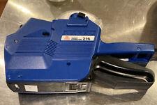 Sato Avery Dennison 216 - Line Price Gun Hand Labeler Sticker Retail For Parts