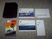 2001 BMW X5 3.0i 4.4i Owner's Owner Manual User Guide 3.0L 4.4L V8