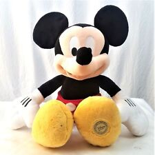 Disney Store Genuine Original Authentic Soft Plush Mickey Mouse 14 inches