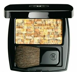 LES TISSAGES DE CHANEL BLUSH DUO TWEED EFFECT 20 Tweed Corail
