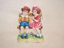 # Glanzbilder # Bogen Aus Holland 13 Mädchen Am Fenster & Glimmer Süße Kinder