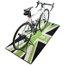 NUOVO Eigo Turbo Trainer FLOOR MAT Green Jack-ciclo bici bicicletta triathlon