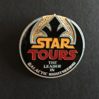 WDW - Star Tours the Leader in Galactic Sightseeing Retired Disney Pin 2262