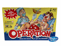OPERATION by Hasbro Gaming 2013 with Large Openings   -Complete-