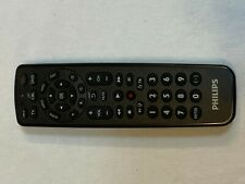 Philips SRP1103/27 Universal Remote Control TV Cable DVD
