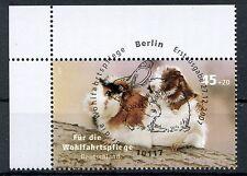 Bund Mi-Nr 2630  Ecke 1 (45+20) -Haustiere- ESST Berlin 2007