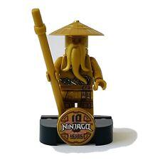 Lego Goldener Wu (71741) m. Stand Sensei Meister NEU Master Gold golden Ninjago