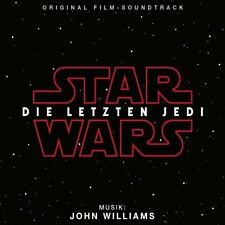 Star Wars: Les derniers Jedi (Deluxe Edition) - OST by John Williams CD NEUF