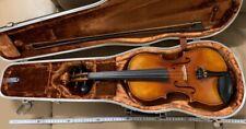 Geige, Violine made in Germany, Ton-Klar Dancla, mit orig. Roth-Glasser Bogen