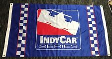 "INDYCAR Series Collector 63""x35.5"" Polyester Banner Indy 500 BSI PRODUCTS"