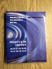 University at Buffalo Chemistry in the Laboratory