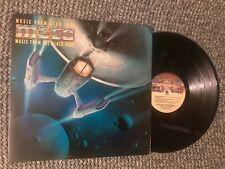 Meco Lp Music From Star Trek V. G 1980