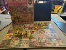Jigsaw Puzzle 550 pieces called Horticulture on American Publishing complete