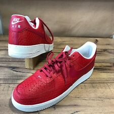 the best attitude d8867 66918 Nike Air Force 1 LV8 Retro 718152-606 Mens Size 18 Red Fashion Shoes Retro