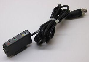 Keyence FS-T22 Amplifier for Fiber Photoelectric Sensor, Cable Type, NPN