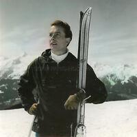 RUDOLF LENZ LIEBE SCHNEE UND SONNENSCHEIN 1956 VINTAGE PHOTO ORIGINAL #2