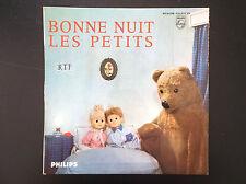 disque 45 T Bonne nuit les petits  ORTF