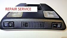 90-02 MERCEDES 300SL 500SL SL600 Overhead Dome Light Lamp map REPAIR SERVICE